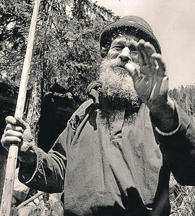 Los Lykov, la familia rusa que vivió en total aislamiento y separada de los humanos durante 40 años