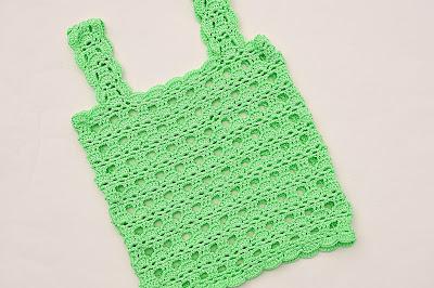 5 - Crochet Imagen Camisa a tirantes a crochet y ganchillo por Majovel Crochet