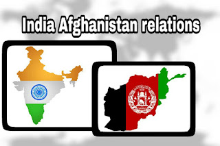 India Afghanistan Relations