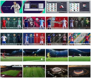 eFootbal PES 2021 - VirtuaRED.com Patch 2021 For PC
