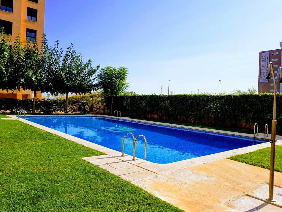 piso en venta zona sensal castellon piscina