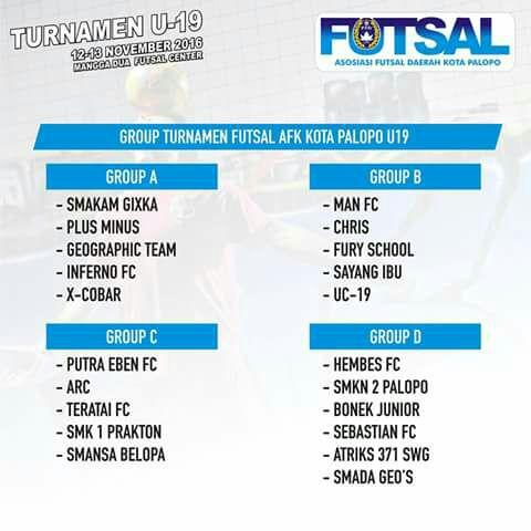21 Tim Futsal Ikut Seleksi Pra Porda