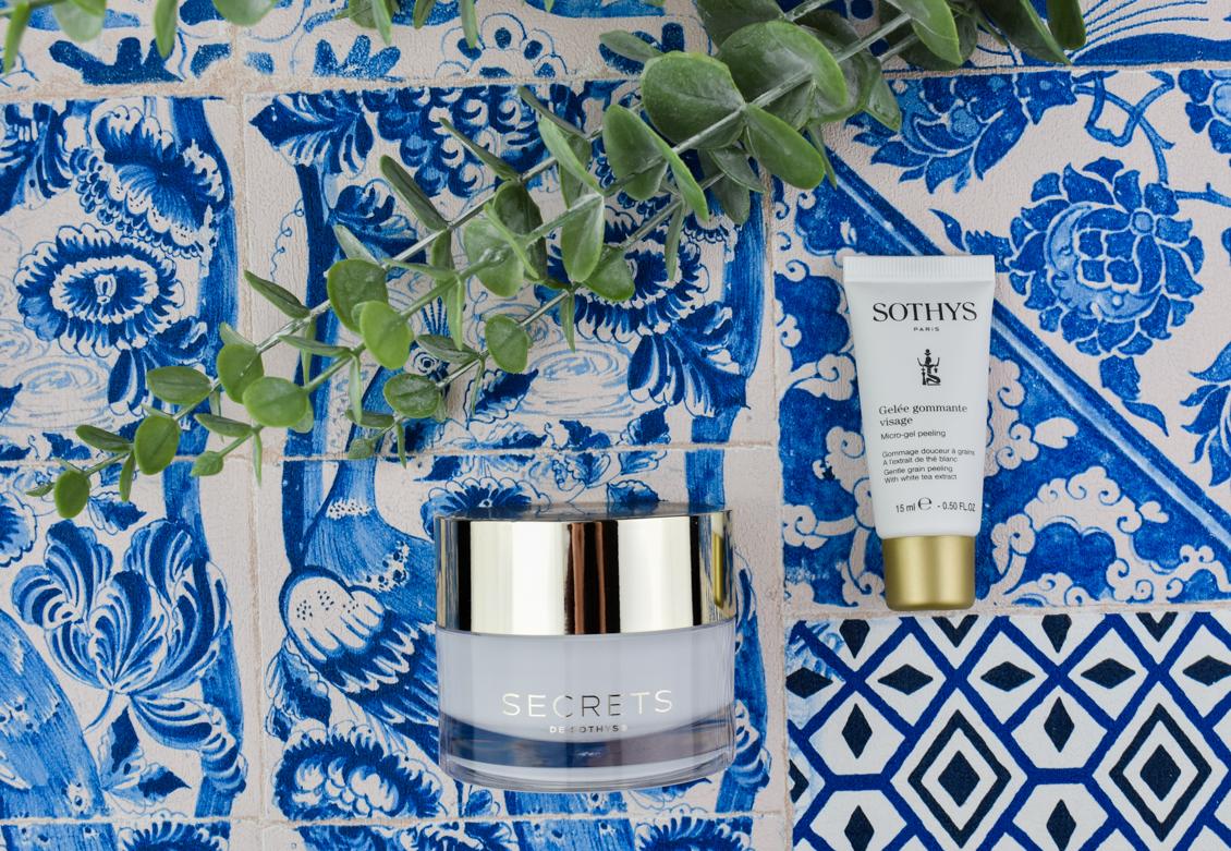 Aufgebraucht Beauty Produkte 2020 Gesichtspflege Haarflege Tuchmaske Sothys Anti-Aging Peeling