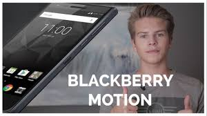 Blackberry Motion announced, release date, price and specification