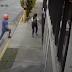 Capturan a sujeto que asaltó a jovencita cuando iba al colegio.