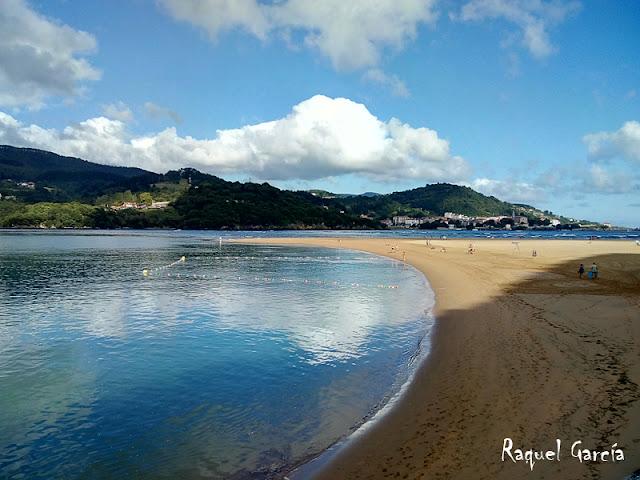 Playa de Laida. Ibarrangelu. Bizkaia.