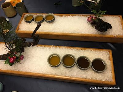 herbal soup broth at Yu Shan Ge in Taipei, Taiwan