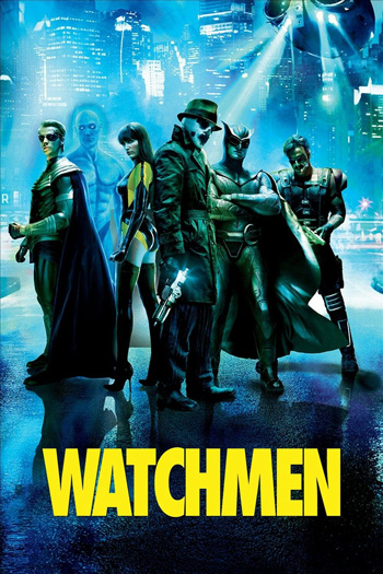 Watchmen 2009 Ultimate Cut Dual Audio ORG Hindi 480p BluRay 600MB ESubs poster