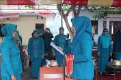 Sri Aprilia Handayani, Dilantik Sebagai Ketua TP PKK Kecamatan Bontoharu