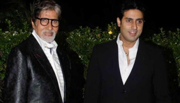 Amitabh Bachchan, Abhishek test coronavirus positive, admitted in Nanavati