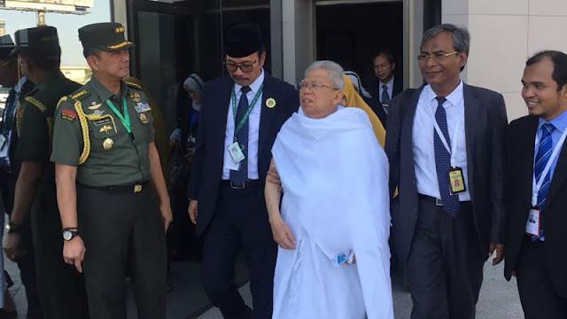 Soal Pertemuan dengan Habib Rizieq, Ini Jawaban Ma'ruf Amin