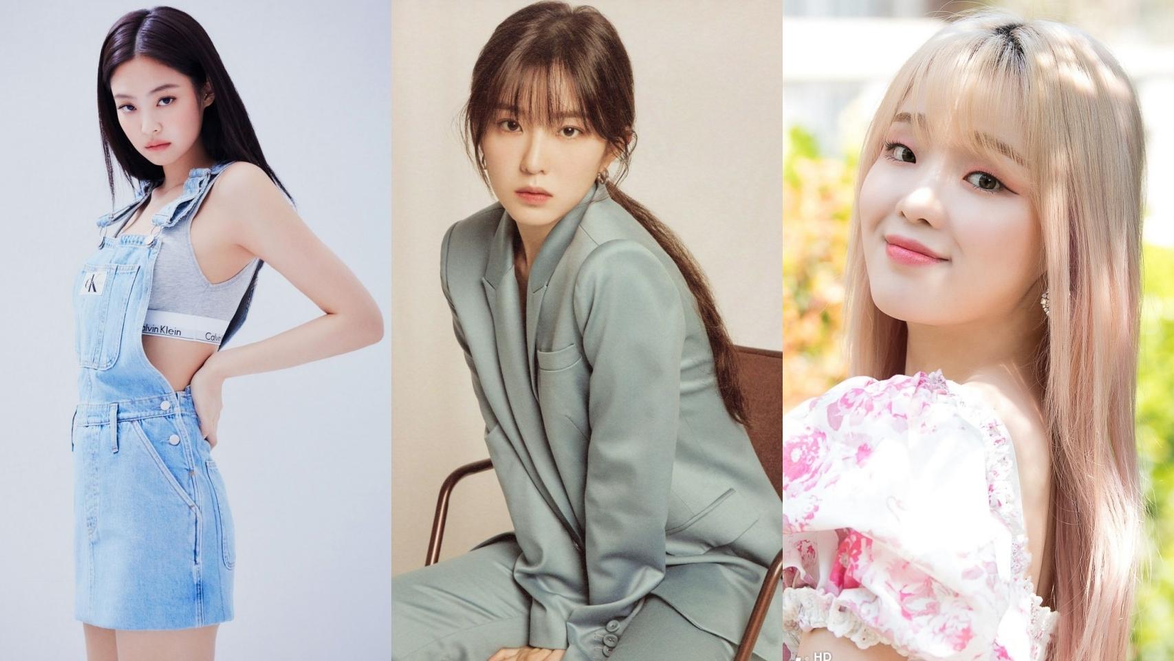 List of K-Pop Girl Group Member's Brand Reputation in August 2020