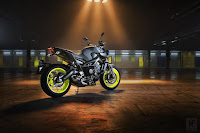 FZ-09 Updates for 2017