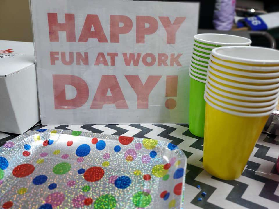 National Fun at Work Day Wishes for Instagram