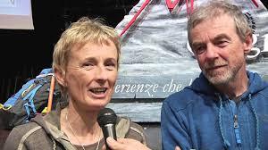 Nives Meroi and Romano Benet