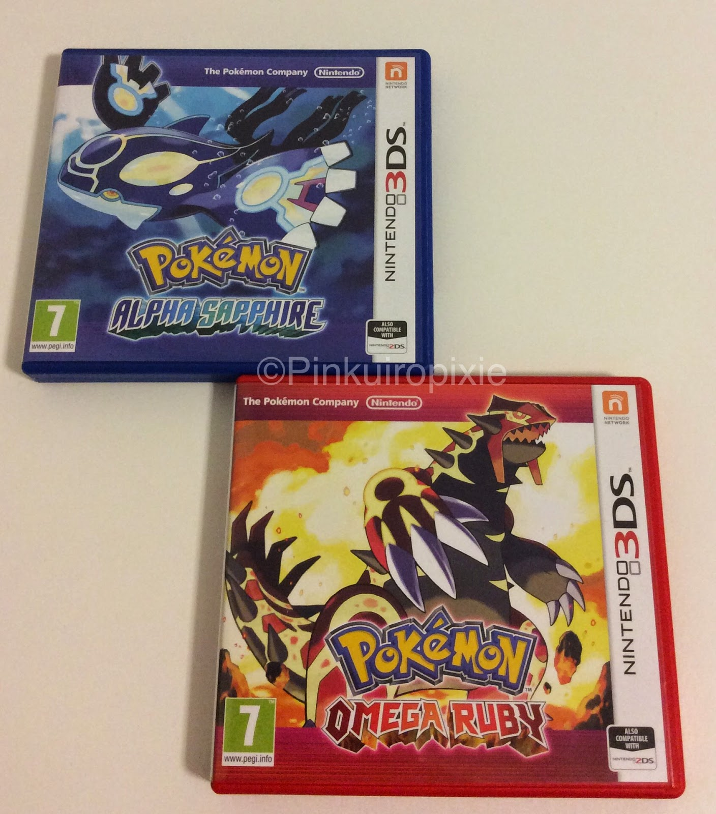 Life in the Kawaii Lane: Pokémon Omega Ruby and Alpha Sapphire - Mystery Gift Pokémon codes released!