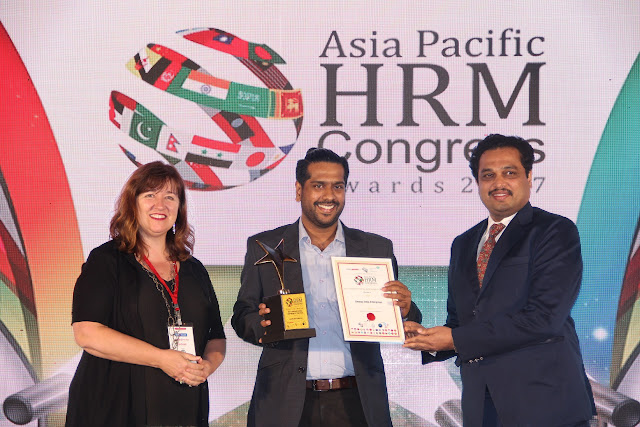 Amway India wins three awards at the prestigious 'Asia-Pacific HRM Congress Awards 2017'
