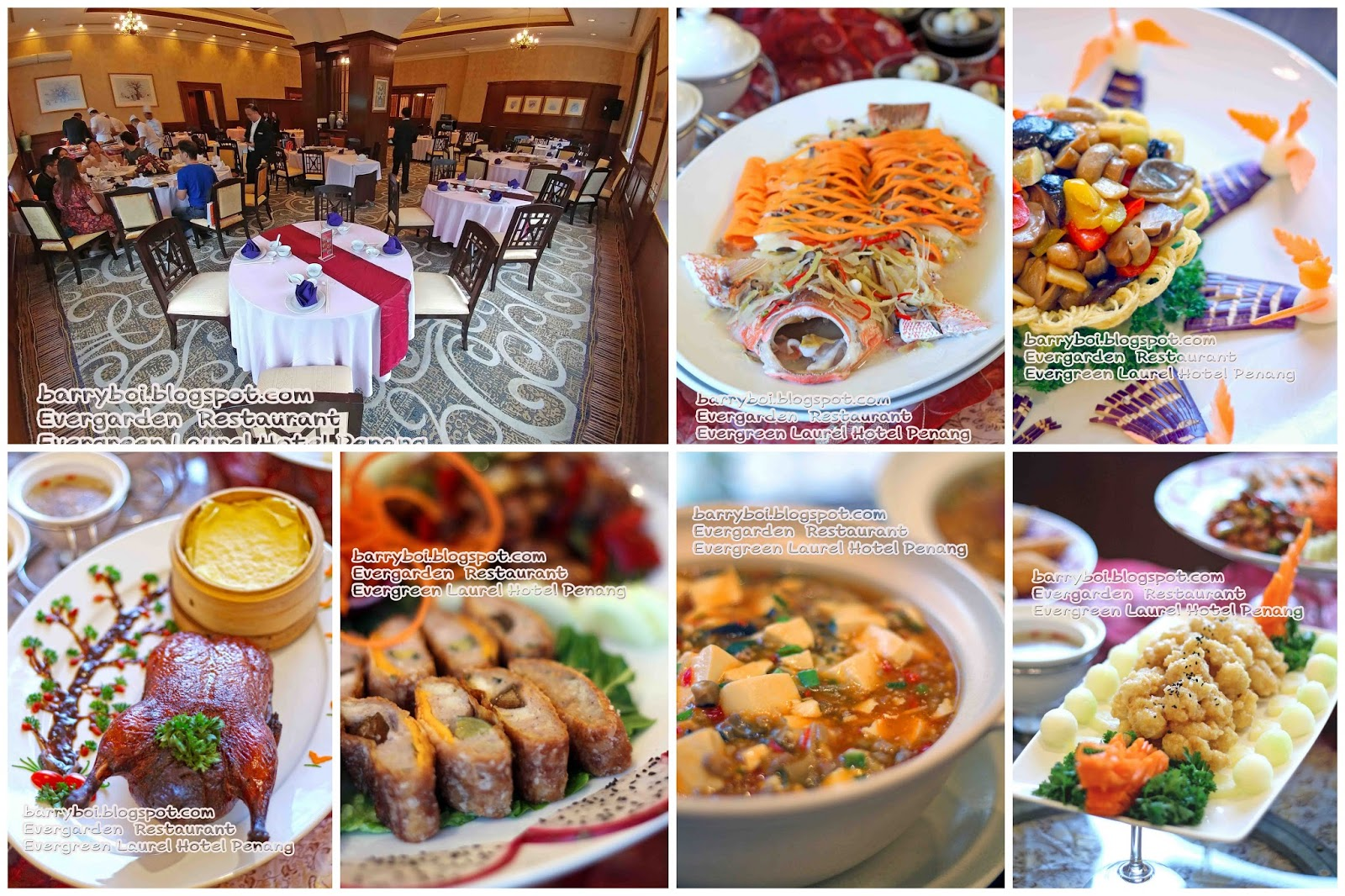 daily momentsbarryboi: chinese & sze chuan cuisine promotion