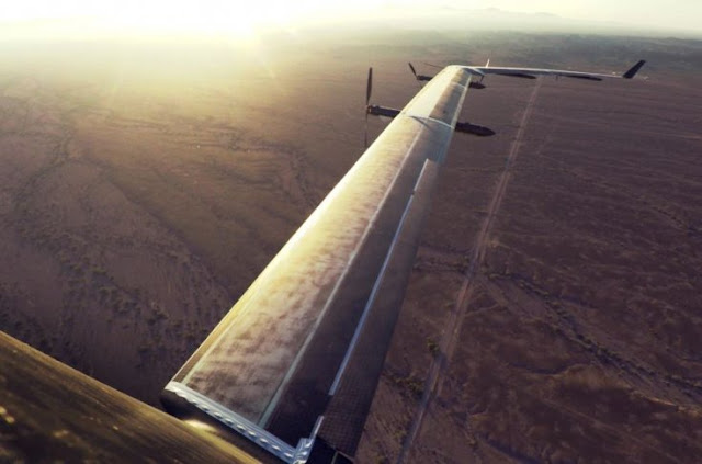 S&T | Facebook's Drone Completes First Test Flight
