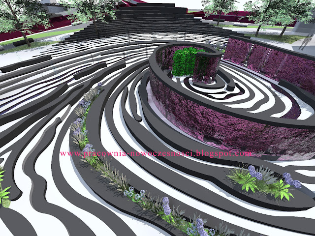 projektowanie przestrzeni publicznych