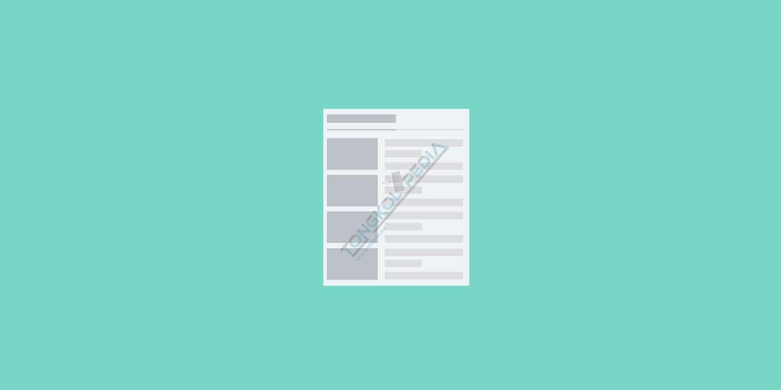 Cara Mengatasi Jumlah Postingan di Homepage Tidak Sesuai