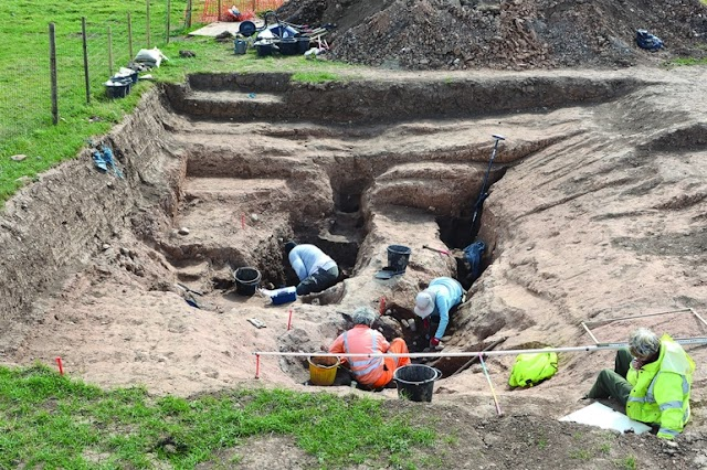 Archaeologists Discover a 6,000 years Salt-making Complex in Yorkshire