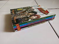 Heavenly Weapons of Three Kingdoms Volume 1 sd 5 Tamat