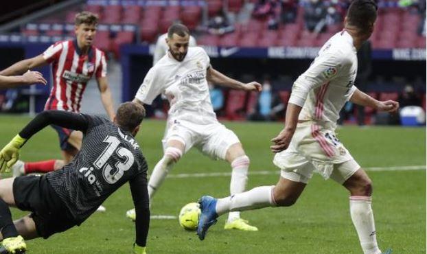 Atlético Madrid vs Real Madrid 1–1 Highlights