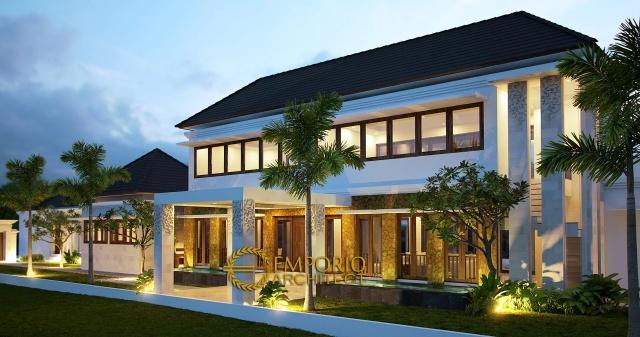 Villa 2 Lantai Milik Bapak Johan