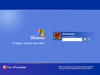 cara instal windows 7 pada laptop