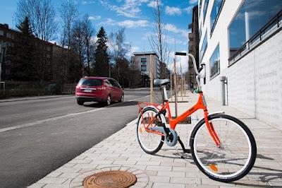 Велосипед, также является замечательным развлечением для детей