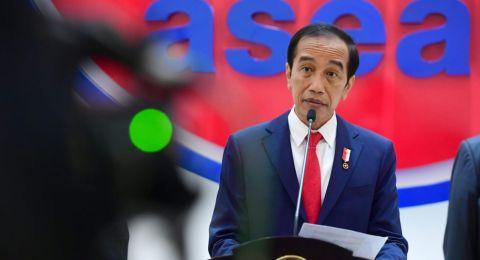 Kata Jokowi di ASEAN Leaders Meeting: Lepaskan Tahanan Politik Myanmar!