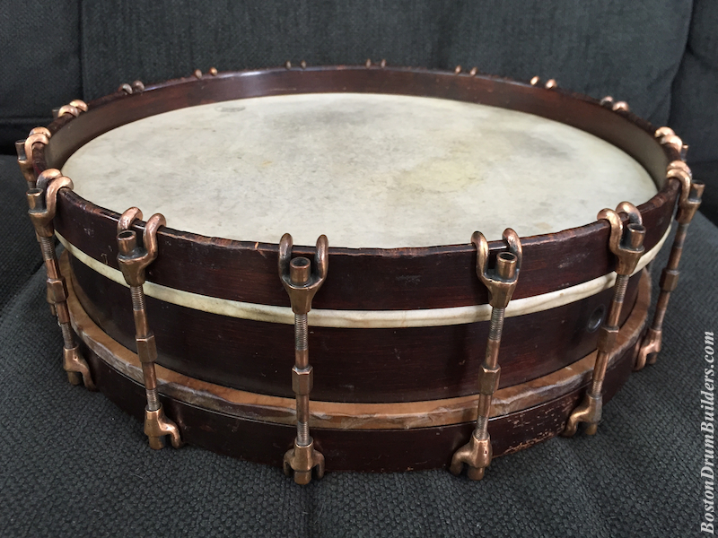 ca. 1906 Stromberg Orchestra Drum