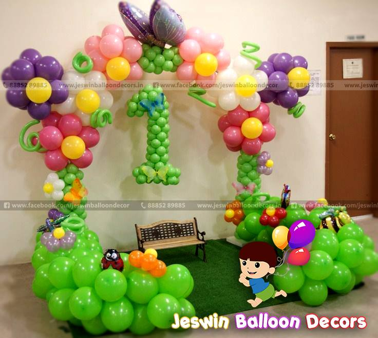 Kindly Contact Us For Affordable Theme Decoration Services Birthday Decorations In Hyderabad Party Planners Organizers