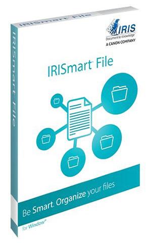 IRISmart File 10.5.15.0 poster box cover
