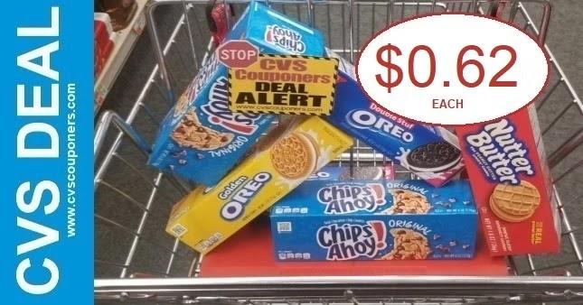 CVS Deal on Oreo Cookies 7-25-7-31