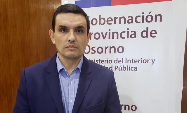 Gobernador Mario Bello.