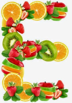 fruit as source of vitamin E