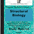 Structural Biology PDF Study Materials cum Notes, Engineering E-Books Free Download