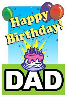 Happy birthday images, Fathers birthday images