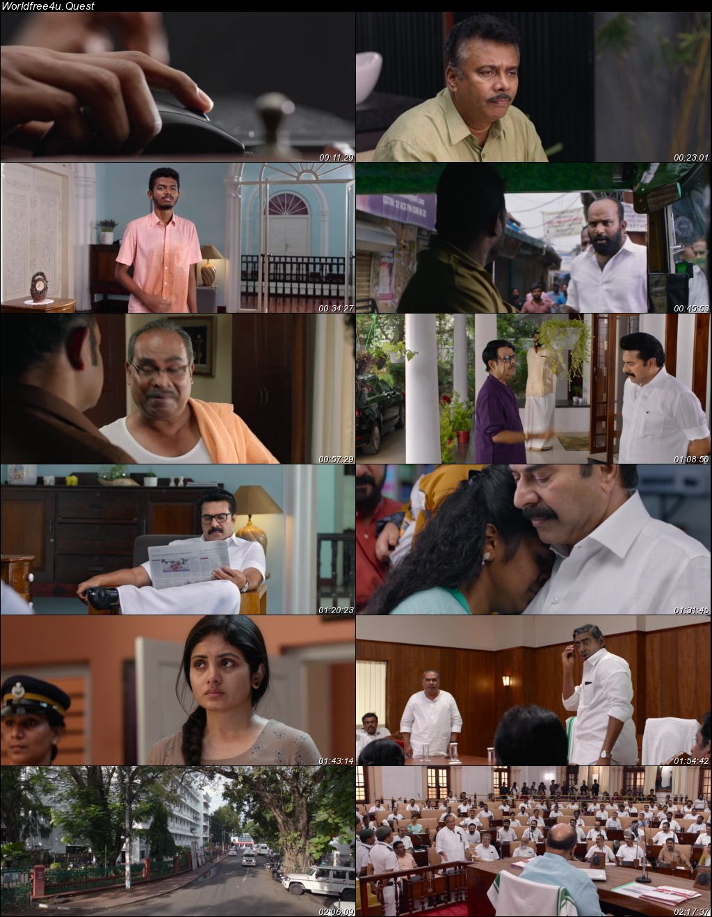 One 2021 Hindi Dubbed Movie Download    HDRip 1080p    720p    480p