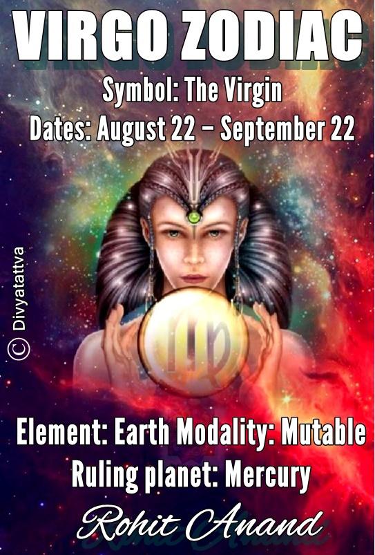 Free Virgo Horoscope Personality, virgo symbol, Kanya Rashi, Virgo Horoscope Today,