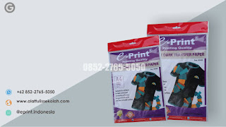 jual kertas transfer paper dark | +62 852-2765-5050