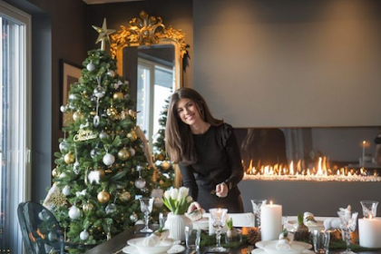Dekorere til jul: bruke det du allerede har i hjemmet ditt