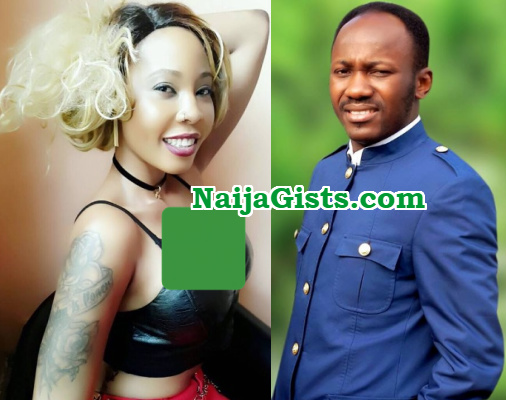 apostle suleman sex addict