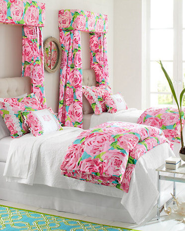You Will Find Everything From Rugs To Shower Curtains In The Lilly Pulitzer  Line.