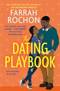 Book Review: The Dating Playbook by Farrah Rochon   About That Story