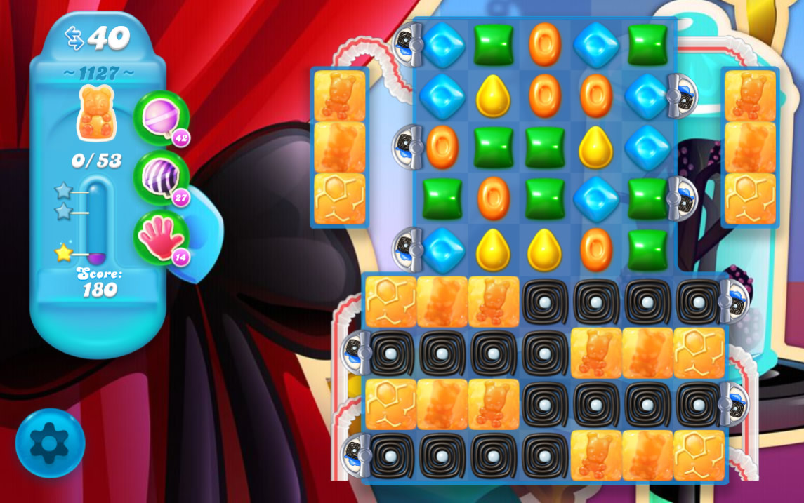 Candy Crush Soda Saga 1127