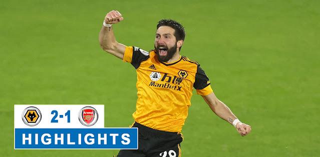 Wolverhampton vs Arsenal Live Score