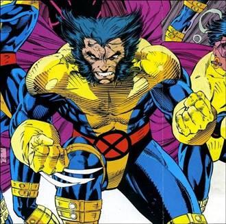 El primer traje de la era de Jim Lee en X-Men (1991)